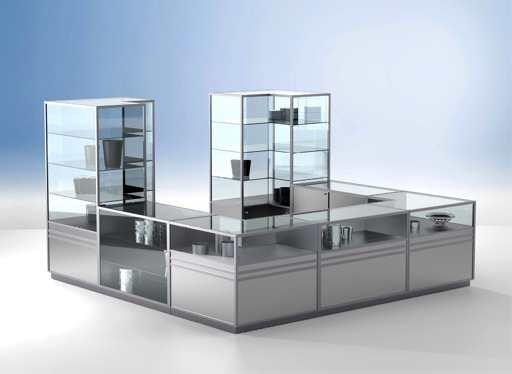 Shop-Möbel